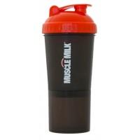 Шейкер muscle milk 3 в 1 (700мл)