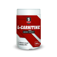 L-карнитин с гуараной+витамин С (500г)
